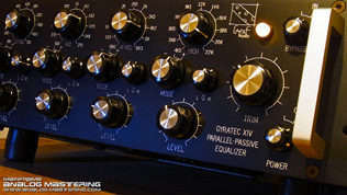 ANALOG MASTERING STUDIO: GYRAF AUDIO GYRATEC XIV Equalizer